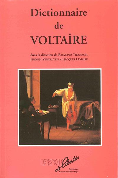 Dictionnaire de Voltaire