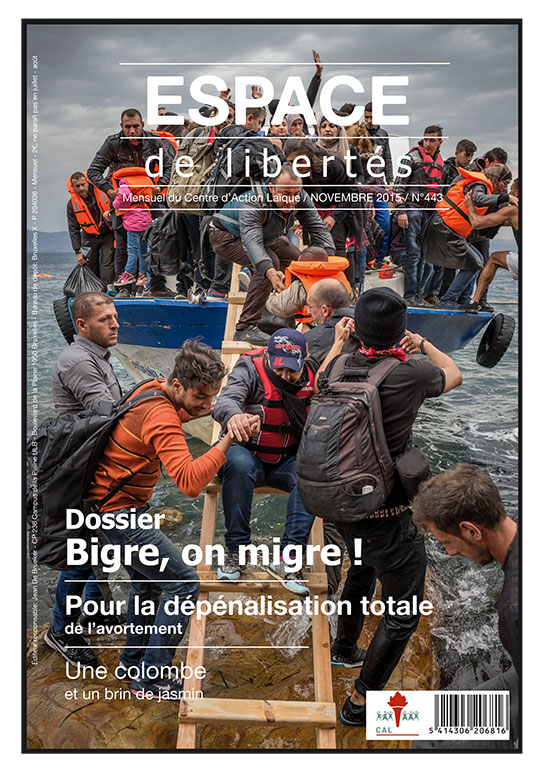 Espace de libertés | Novembre 2015 (n°443)