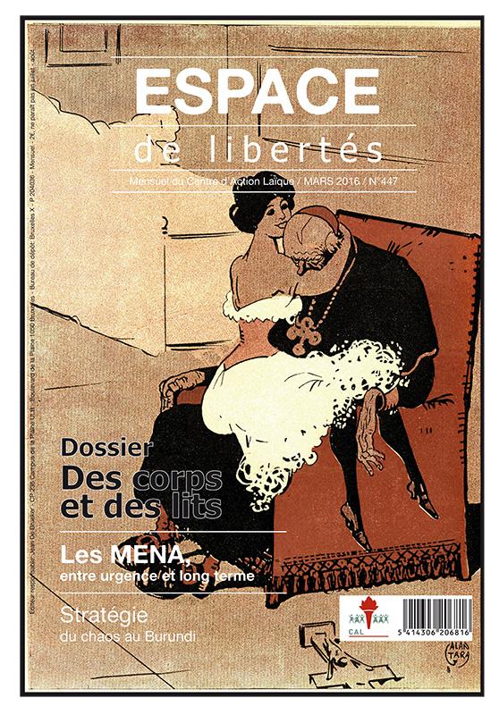 Espace de libertés | Mars 2016 (n°447)