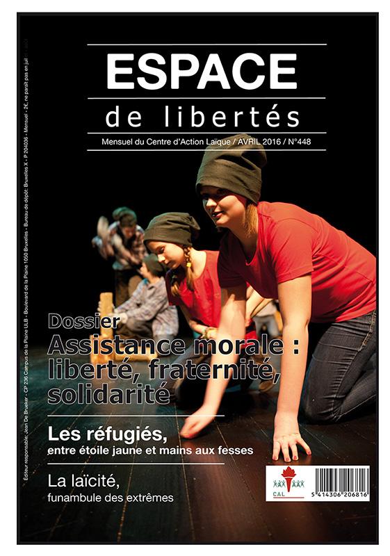 Espace de libertés | Avril 2016 (n°448)