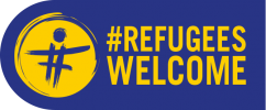 #RefugeesWelcome #WithOpenArms