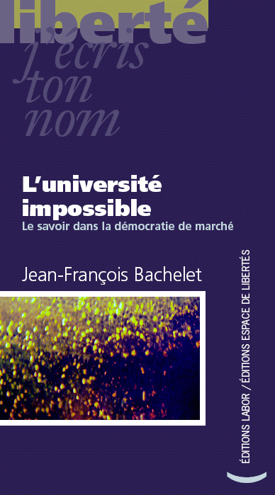 L'université impossible