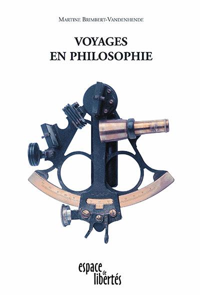 Voyages en philosophie