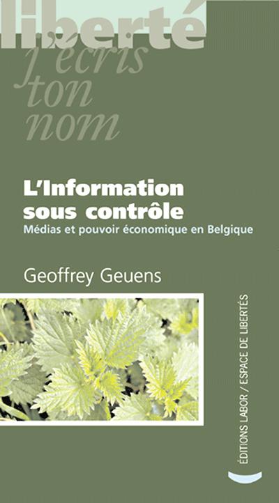 L'information sous contrôle