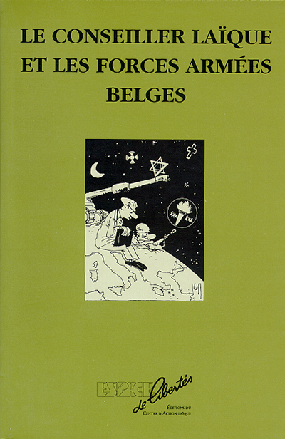 Le conseiller laïque et les forces armées belges