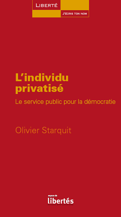 L'individu privatisé