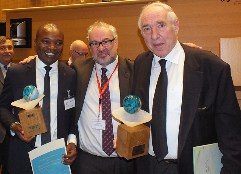 La laïcité en RDC récompensée par le Prix Henri La Fontaine pour l'humanisme