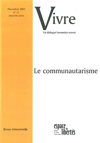 Le communautarisme