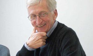 Armel Job, l'un des écrivains belges les plus remarqués de ces dernières années.