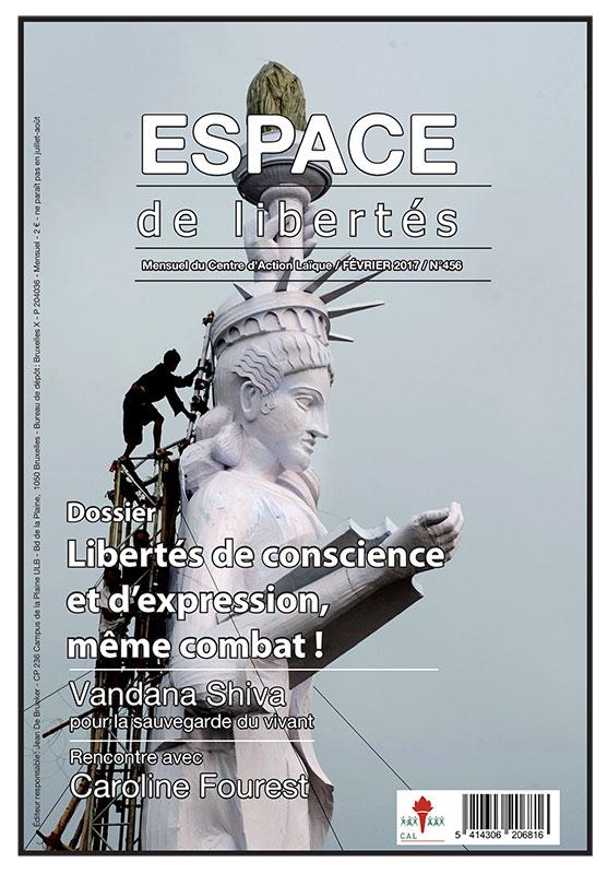 Espace de libertés | Février 2017 (n° 456)