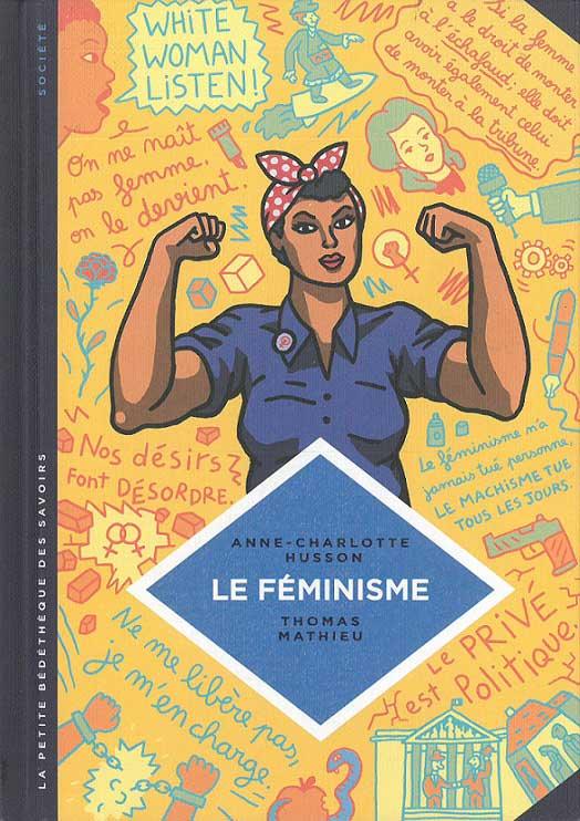 Le féminisme en bulles et en slogans