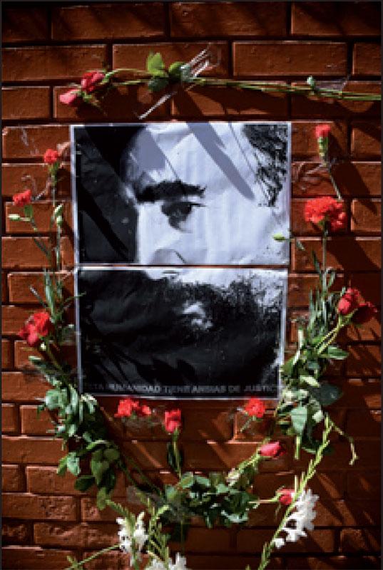Pas d'orchidées pour Fidel Castro