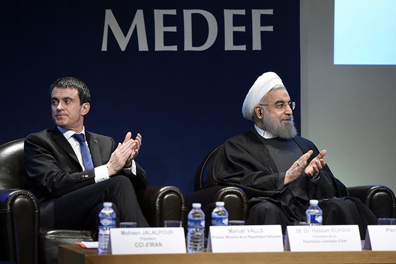 Iran: quand le business prend le pas sur les droits humains