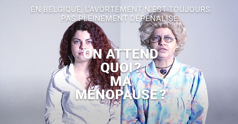 #AvantMaMénopause