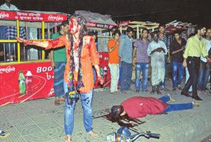 L'assassinat de l'éditeur Avijit Roy au Bangladesh. Le prix de l'athéisme... © Whatson.uk.com