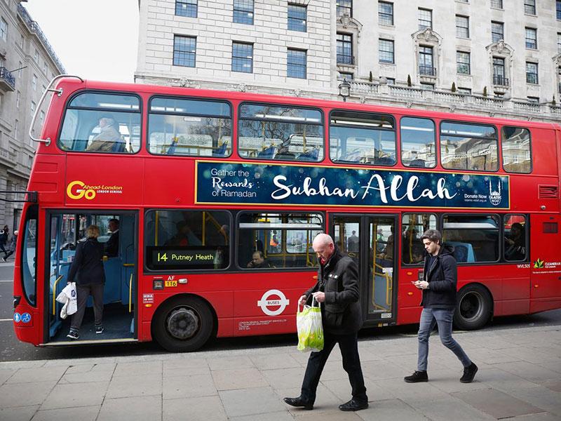 Au Royaume-Uni, la foi soulève des campagnes