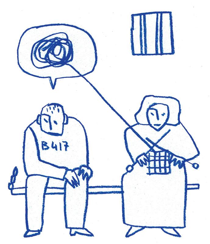 Philo et prison:  mariage de raison