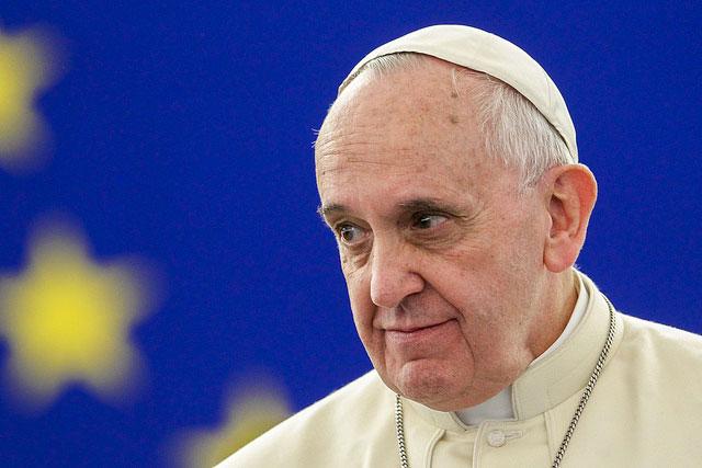 Le Conseil européen discute du futur de l'Europe… avec le Pape