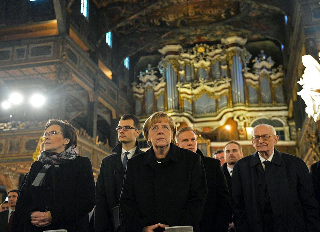 Séparation Église/État  en Pologne: un état des lieux