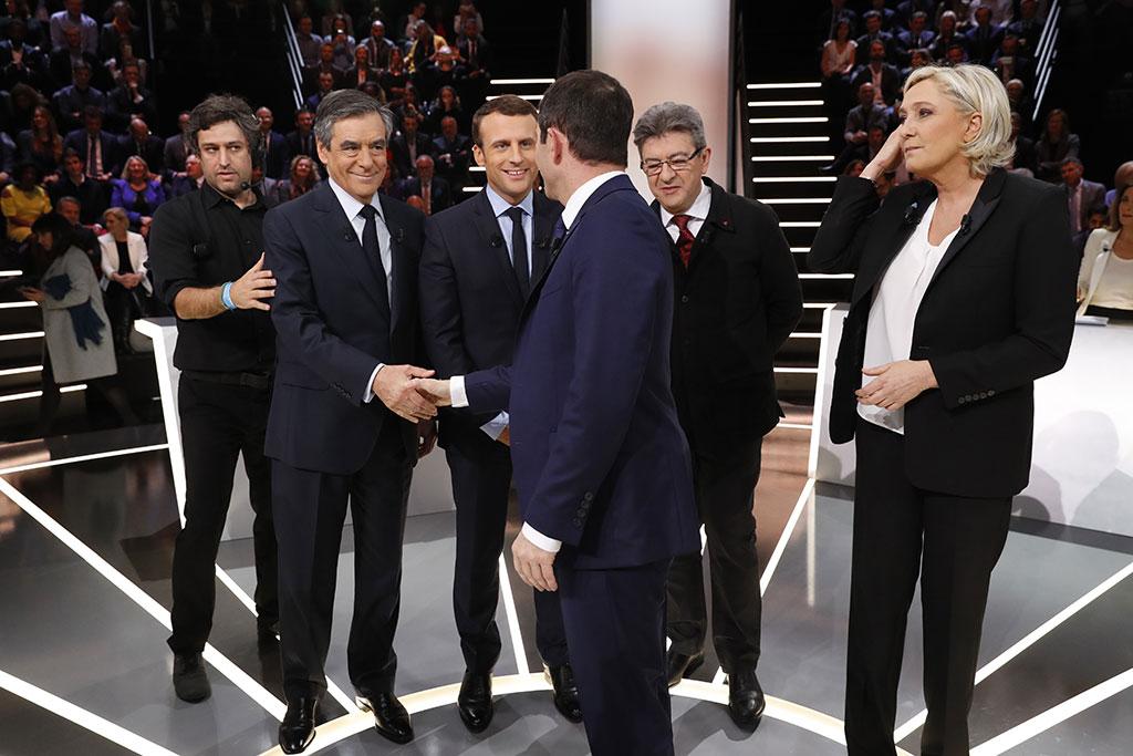 Campagne présidentielle en France: l'histoire et la laïcité à la torture