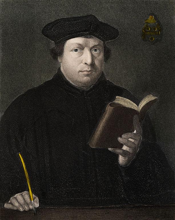 «Luther 2017», une commémoration à (ré)examiner en toute liberté