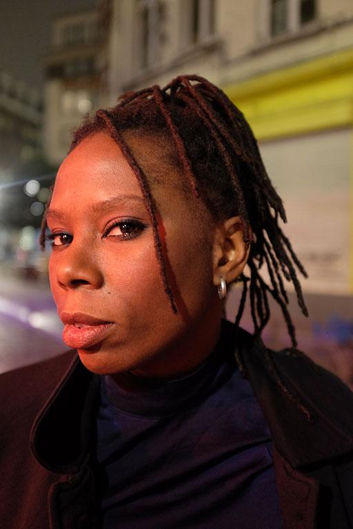 Joëlle Sambi Nzeba, portrait pluriel
