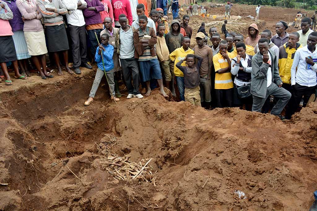 Burundi: les racines de la crise