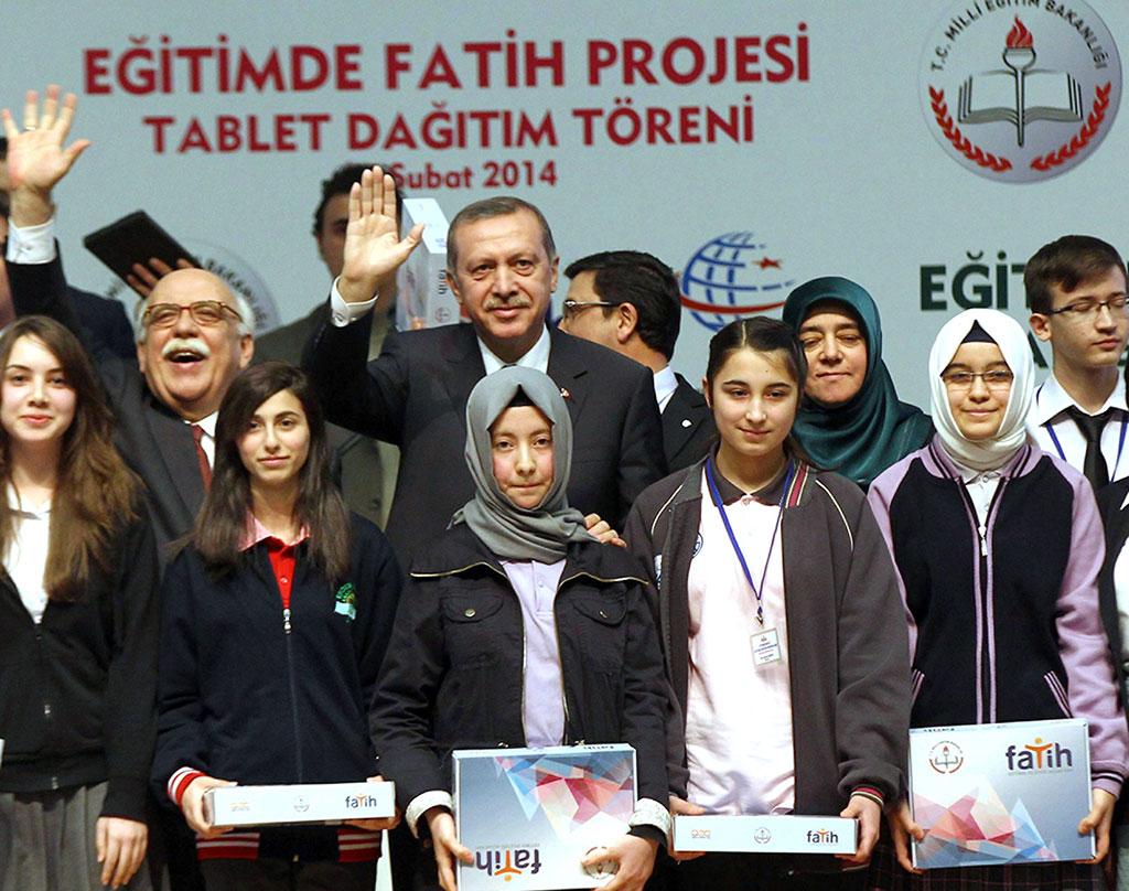 Turquie: à l'école des bons petits musulmans