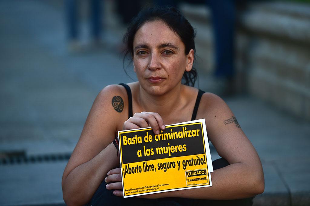 Le long combat des Chiliennes pour l'IVG