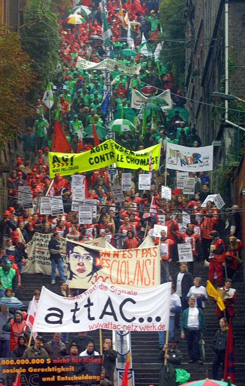 Mouvements sociaux: un modèle belge?