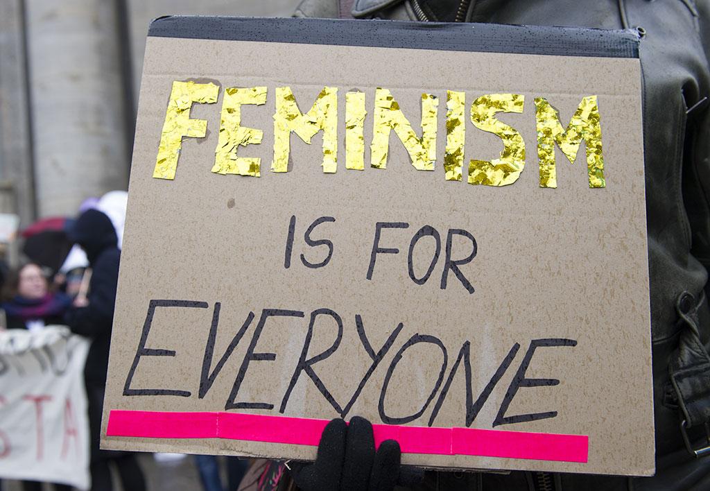 Le refus d'un féminisme «assimilationniste»