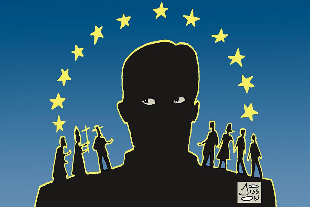 L'Europe à l'épreuve du chaudron convictionnel et philosophique