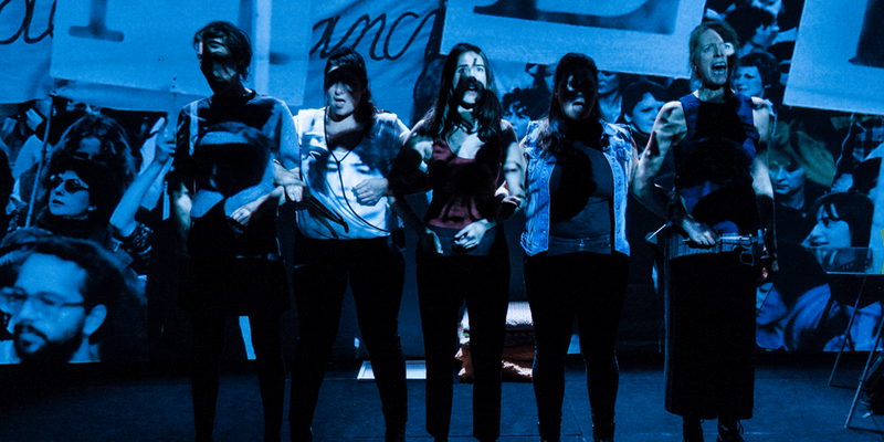 Nous sommes les petites-filles des sorcières que vous n'avez pas pu brûler…