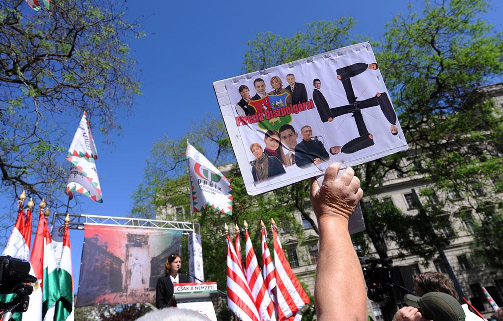 La Hongrie, laboratoire de la droite extrême
