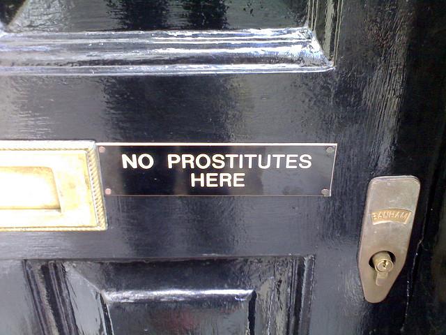 Pouvoir communal et prostitution