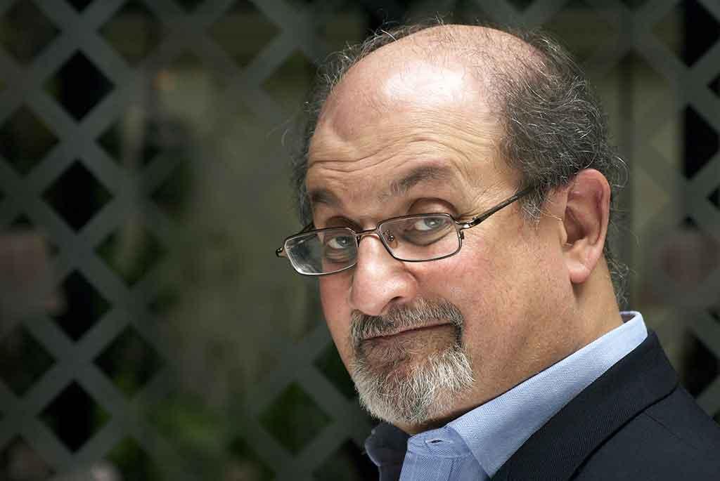 «Tout peut arriver!». Rencontre avec Salman Rushdie