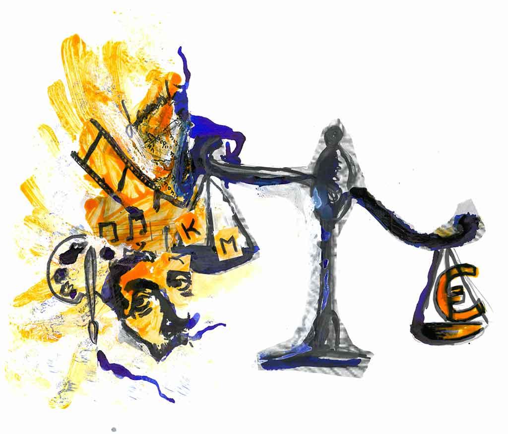 Politique culturelle:  le point de vue institutionnel