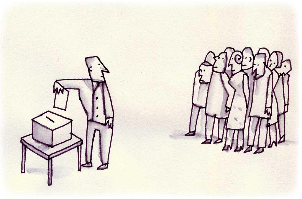 Réinterroger la démocratieet changer de paradigme