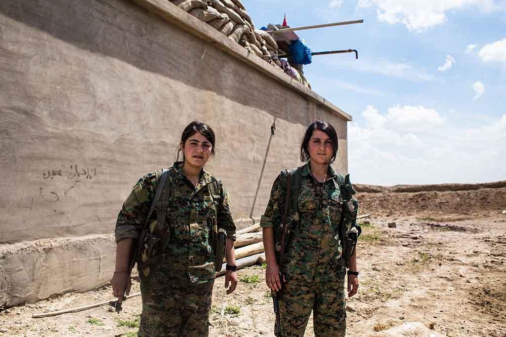Irak – Pour l'autodétermination d'un peuple… et de ses femmes