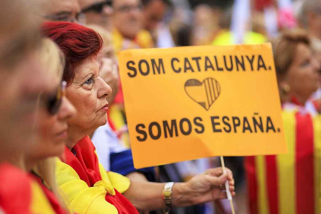 Catalogne. Moins de passion, plus de fraternité