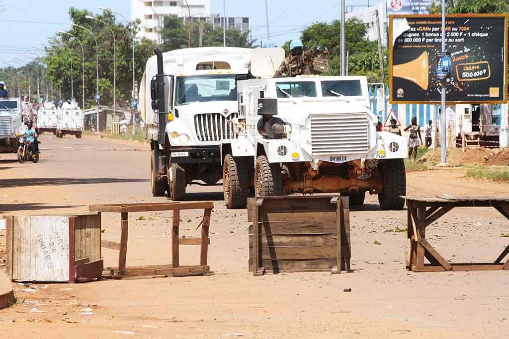 Centrafrique. La solitude d'un président