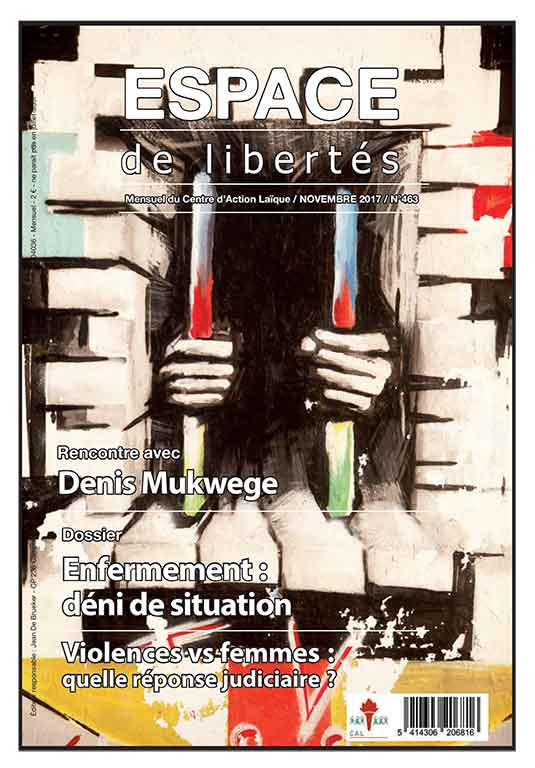 Espace de libertés | Novembre 2017 (n° 463)