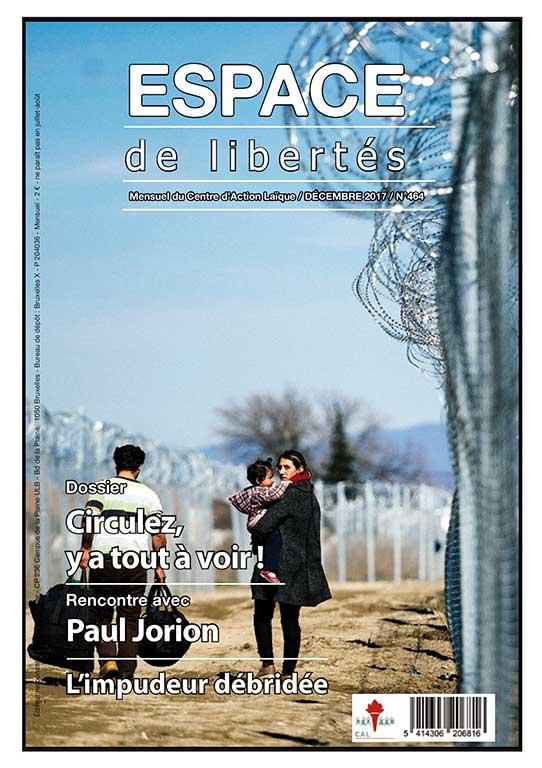 Espace de libertés | Décembre 2017 (n° 464)