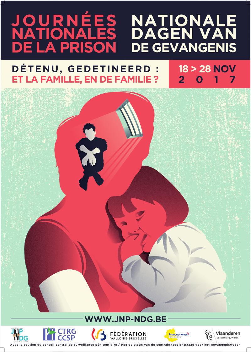 Journées Nationales de la Prison | Détenu: et la famille?