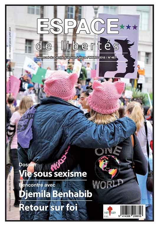 Espace de libertés | Mars 2018 (n° 467)
