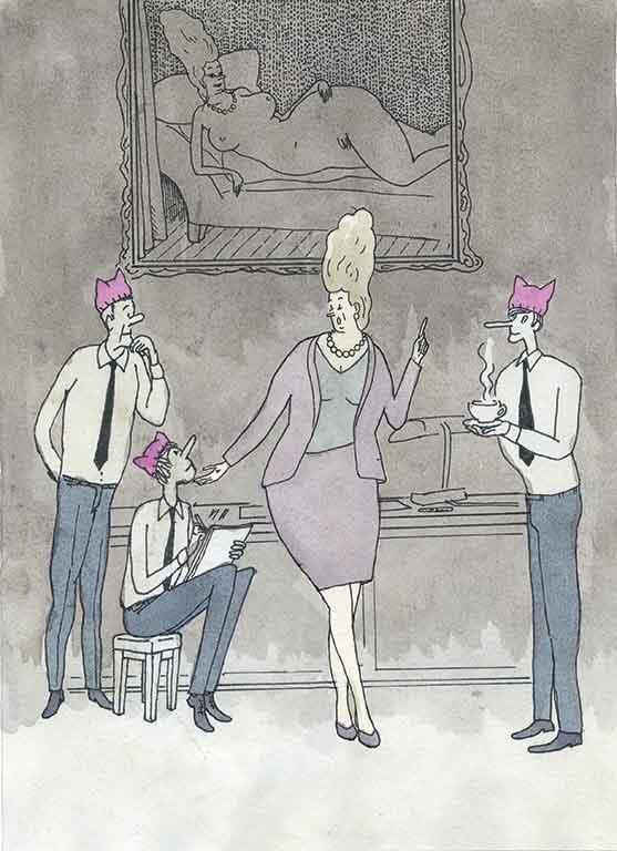 Vie sous sexisme