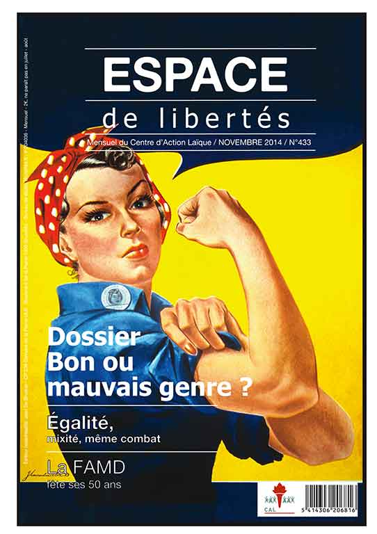 Espace de libertés | Novembre 2014 (n°433)