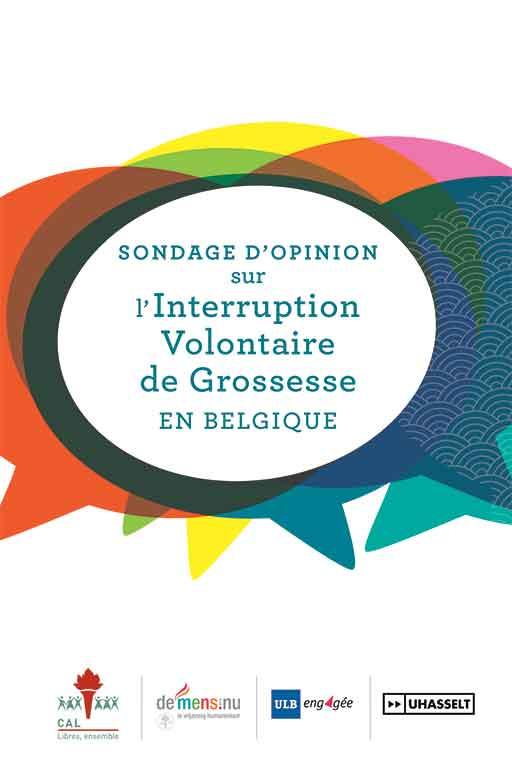 Sondage d'opinion sur l'interruption volontaire de grossesse en Belgique