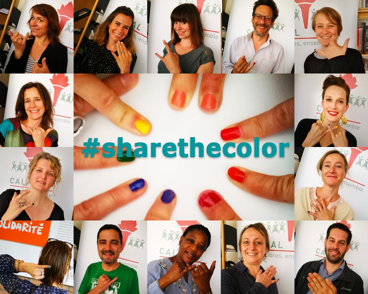 #sharethecolor