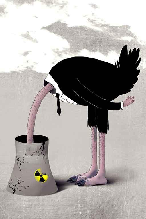 Sortir du nucléaire: défi énergétique, enjeu démocratique